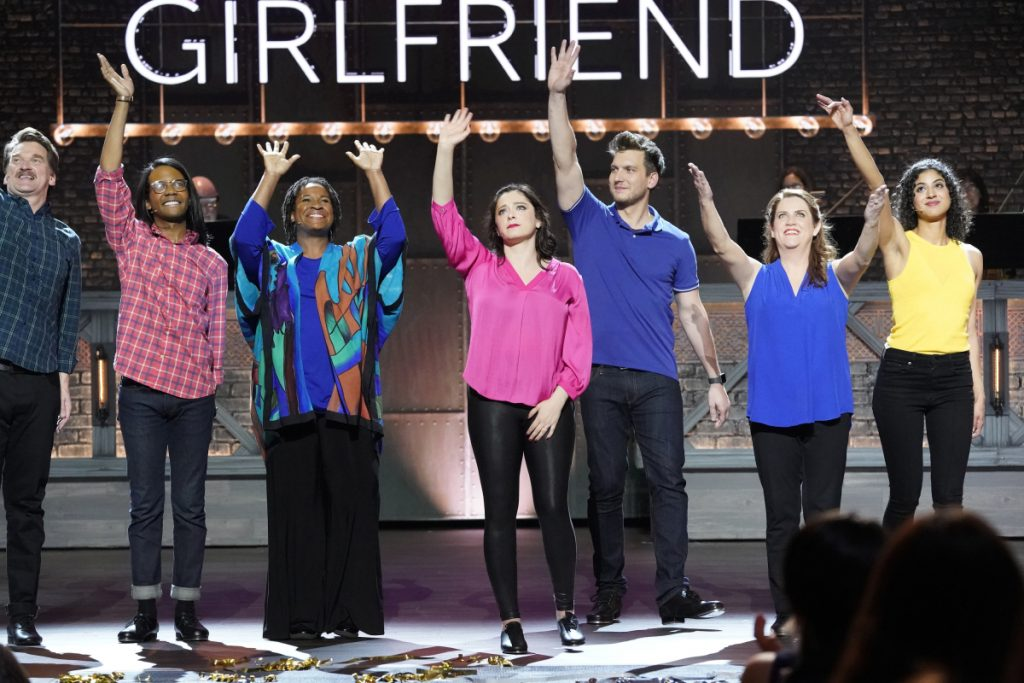 A 'Crazy,' musical farewell