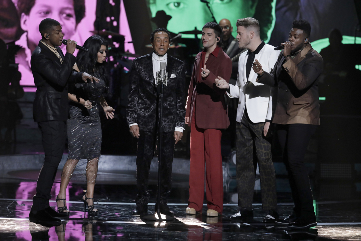 Week's top 10 for April 15: Motown music