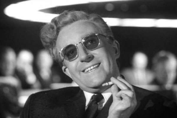 "Best-bets for April 12: The strangely funny ""Strangelove"""