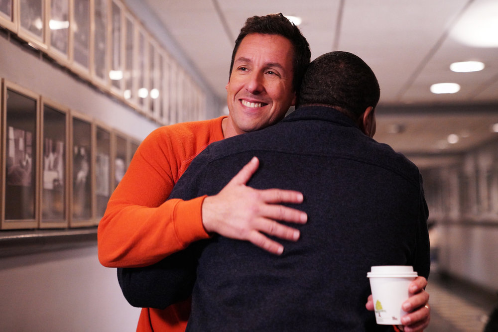 Best bets for May 4: Adam Sandler returns (at last) – Mike