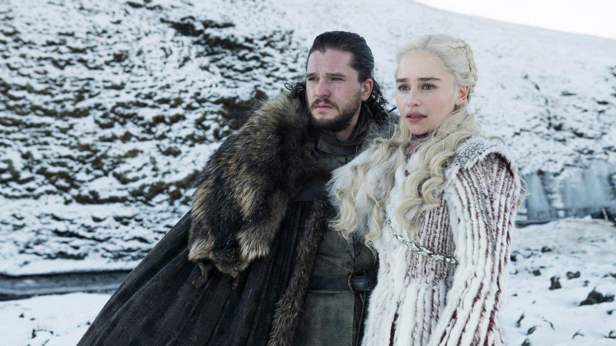 "Week's top-10 for May 13: Farewell to ""Thrones"" and ""Big Bang"""