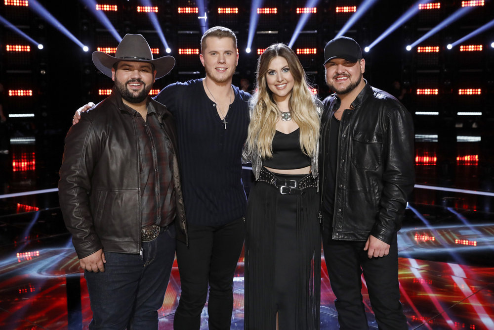 "Week's top-10 for May 20: ""Voice"" is Blake country"