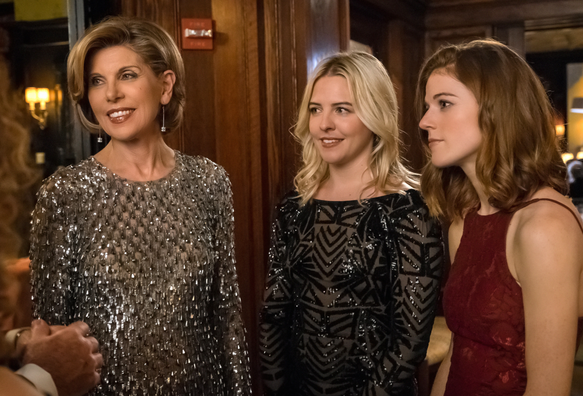 """The Good Fight"" brings its good run  to CBS"