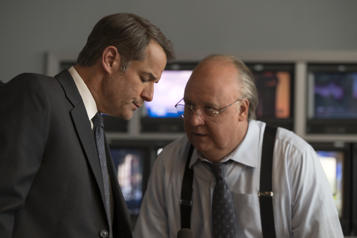 Ailes' loud life becomes a strong series