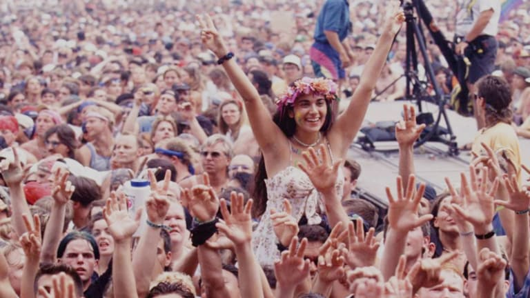 Woodstock — the triumphant disaster