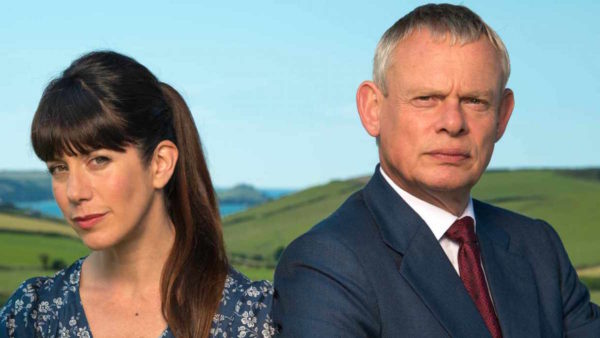 Doc Martin is back, glower and all