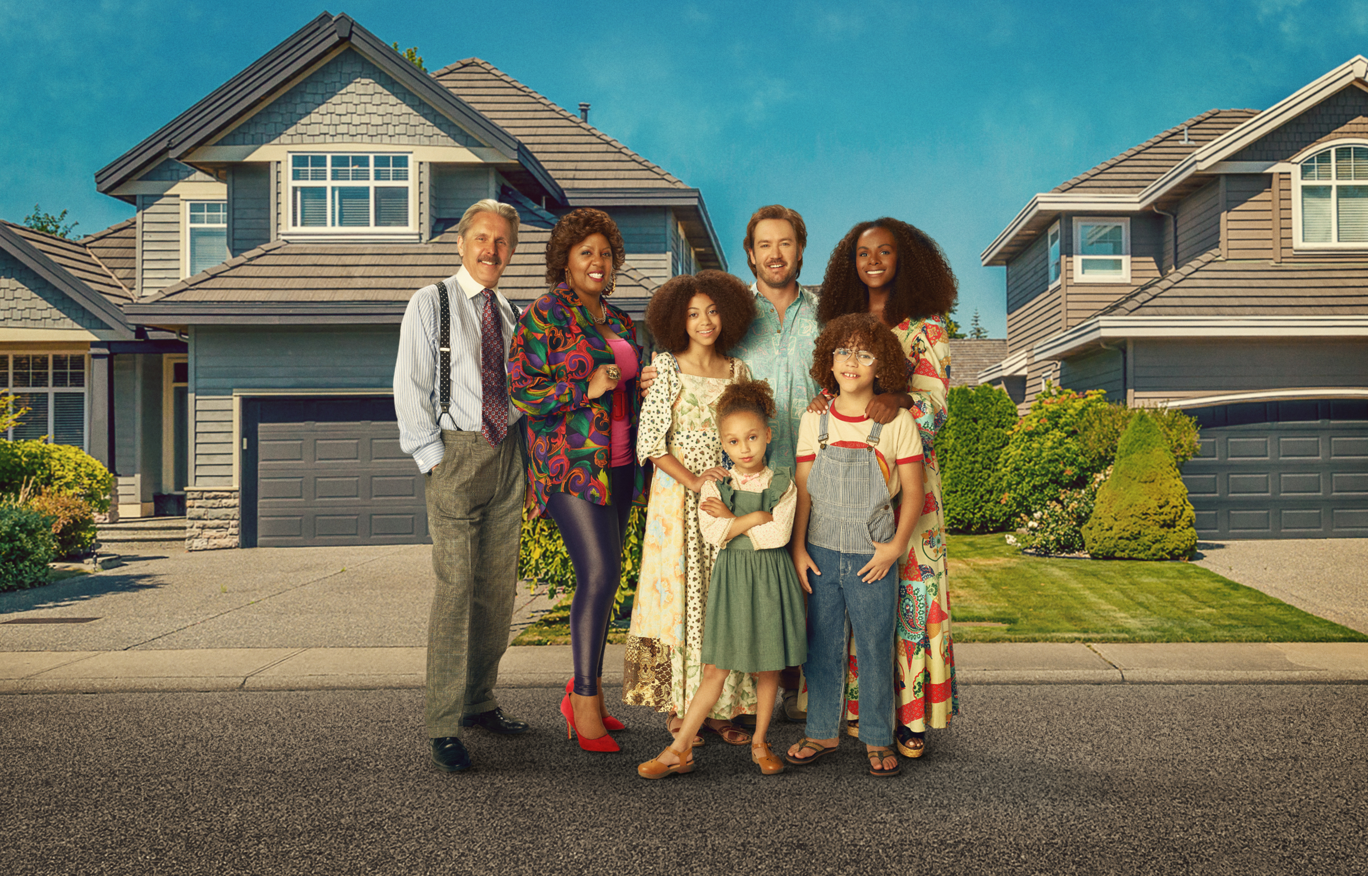 In comedy form, TV ponders being biracial