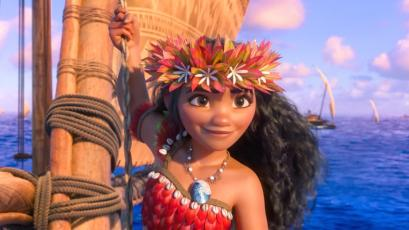 Best-bets for Oct. 23: From sweet Moana to nasty Annie