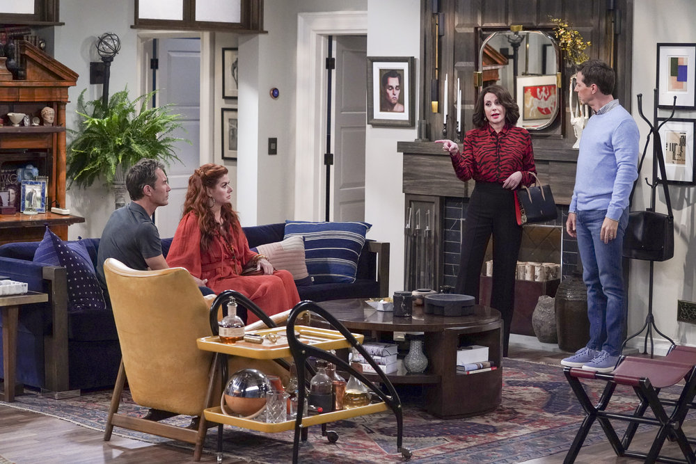 "Good news: ""Will & Grace"" is back & funny"