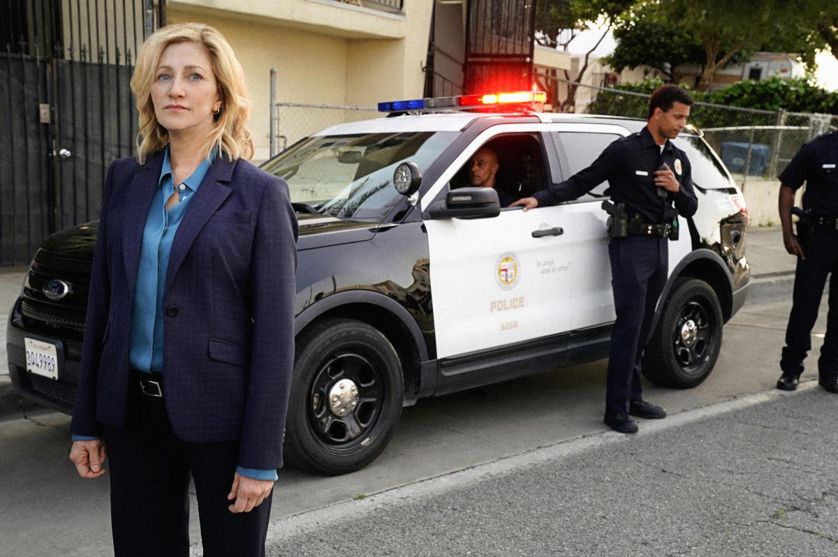 LA cops get a two-headed makeover
