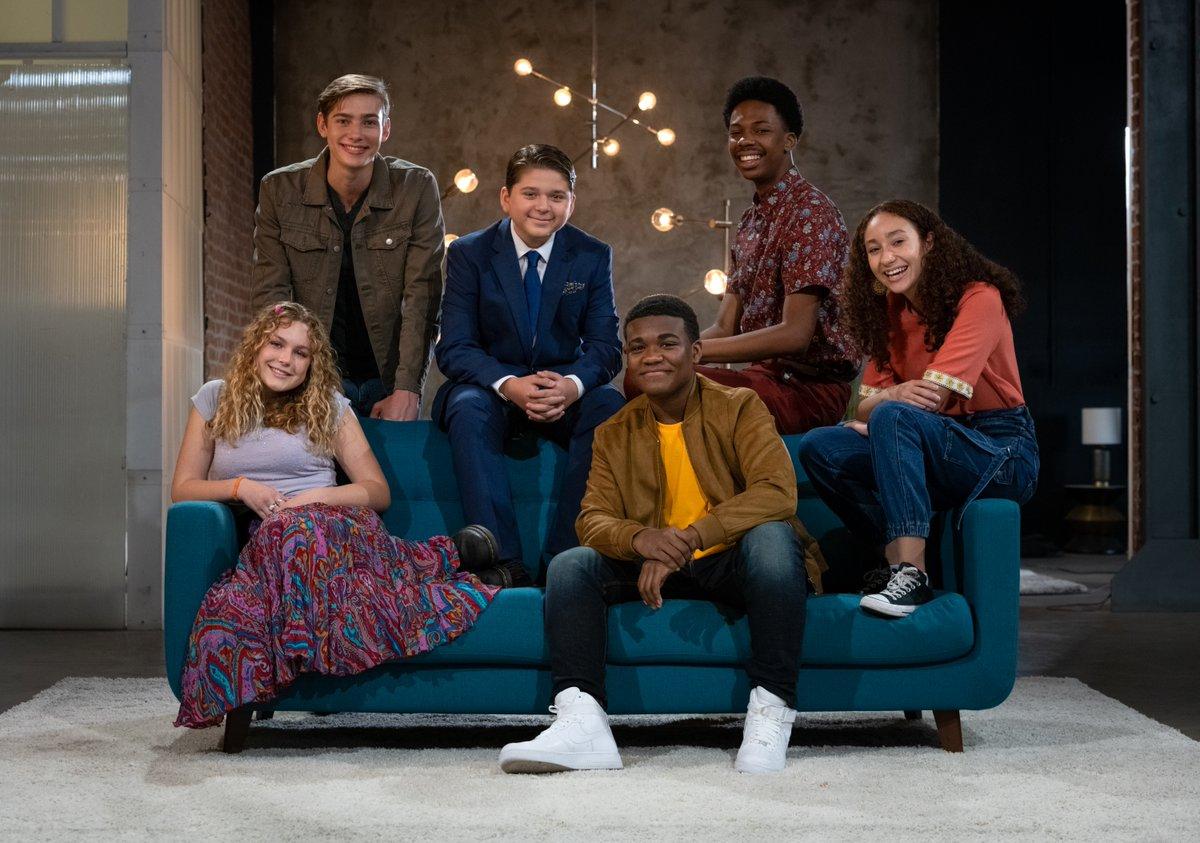 Brady's bunch: Teens tackle comedy