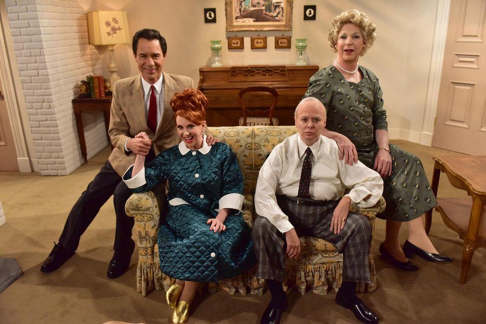 Best-bets for April 9: Top comedies collide