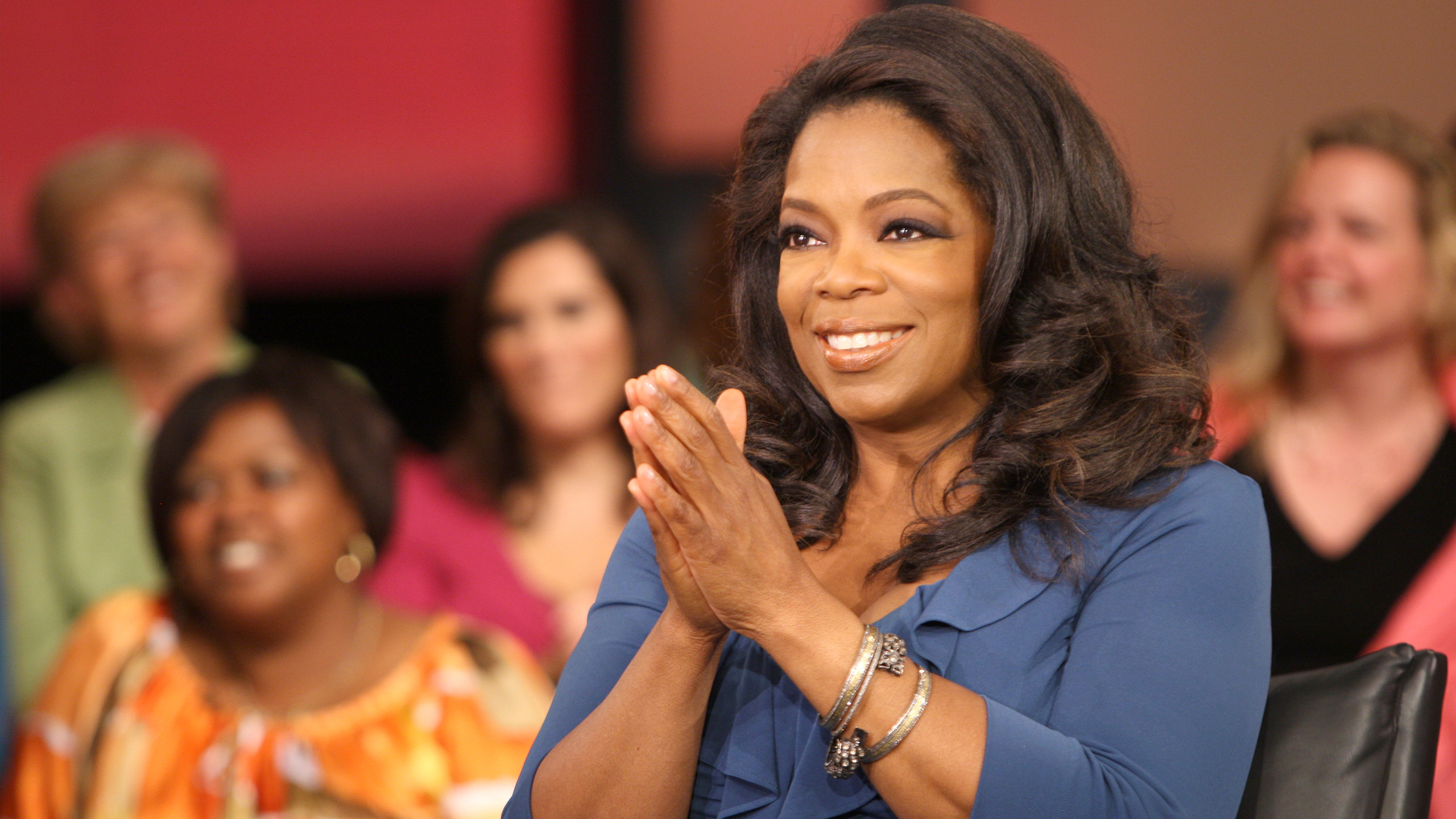 Oprah sets two-night special on racial crisis