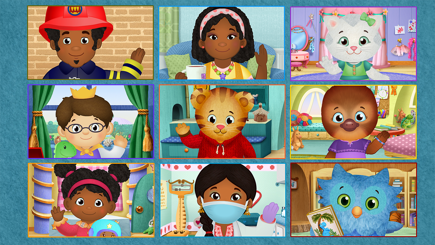 Changes, changes: From Tyra to Daniel Tiger