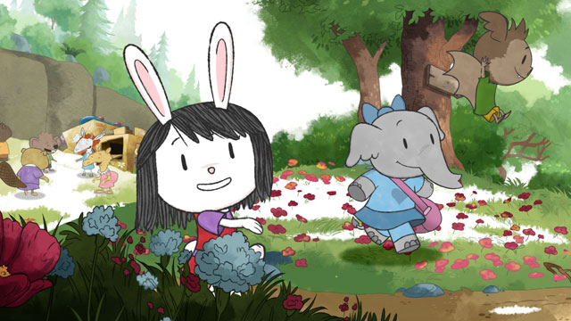 Wonder-ful Elinor sparks new cartoon series