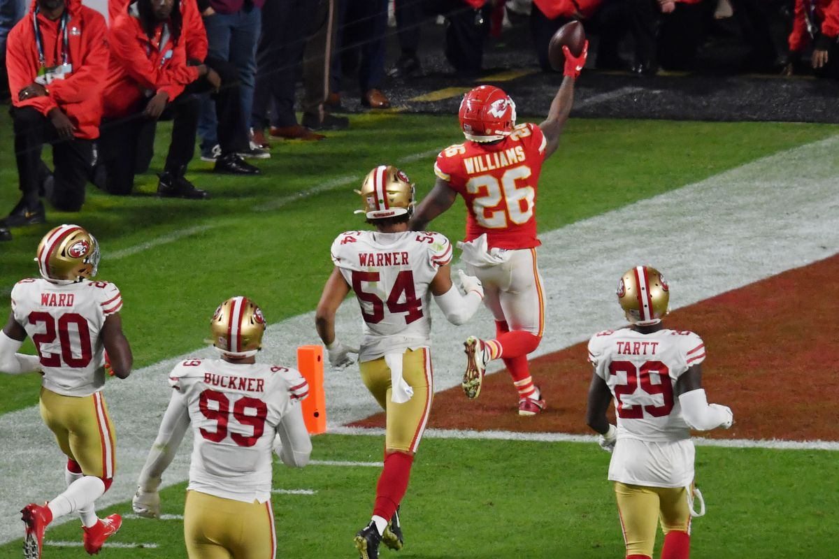 Week's top-10 for Sept. 7: Chiefs and ninjas and putters and such
