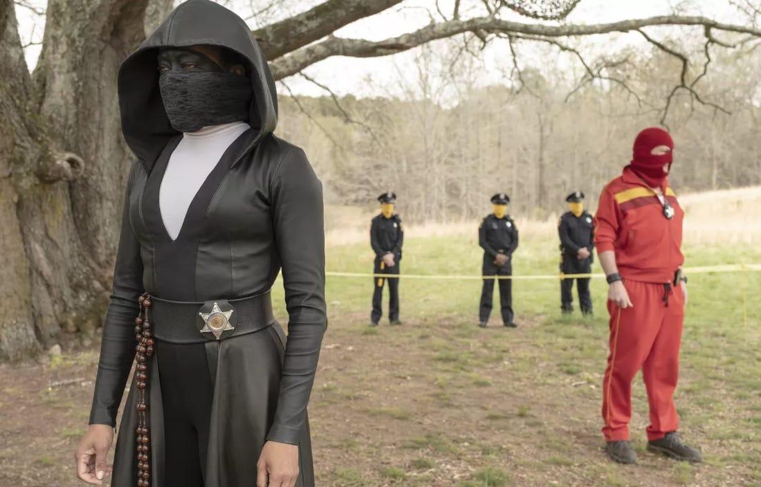 """Watchmen"" leads critics' awards"