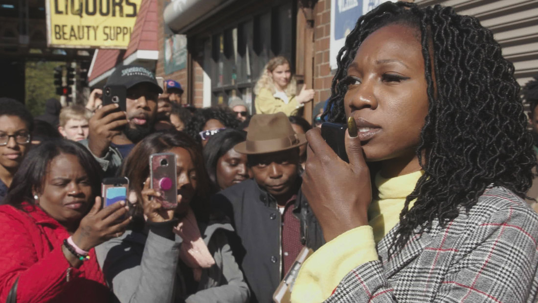 Film captures a passionate, election-time Chicago