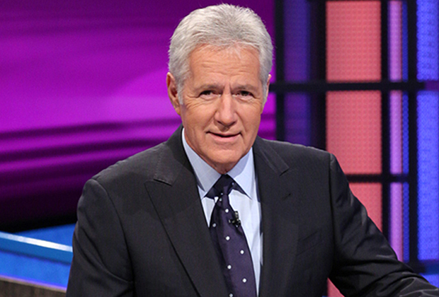 Trebek was a stately (and silly?) figure