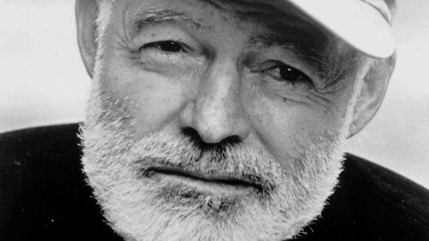 Hemingway: a large life, a larger image