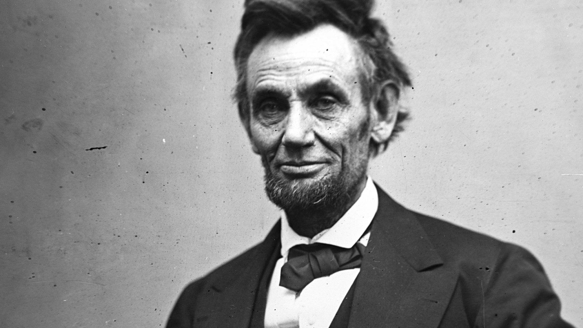Lincoln: saved by a non-evil stepmother