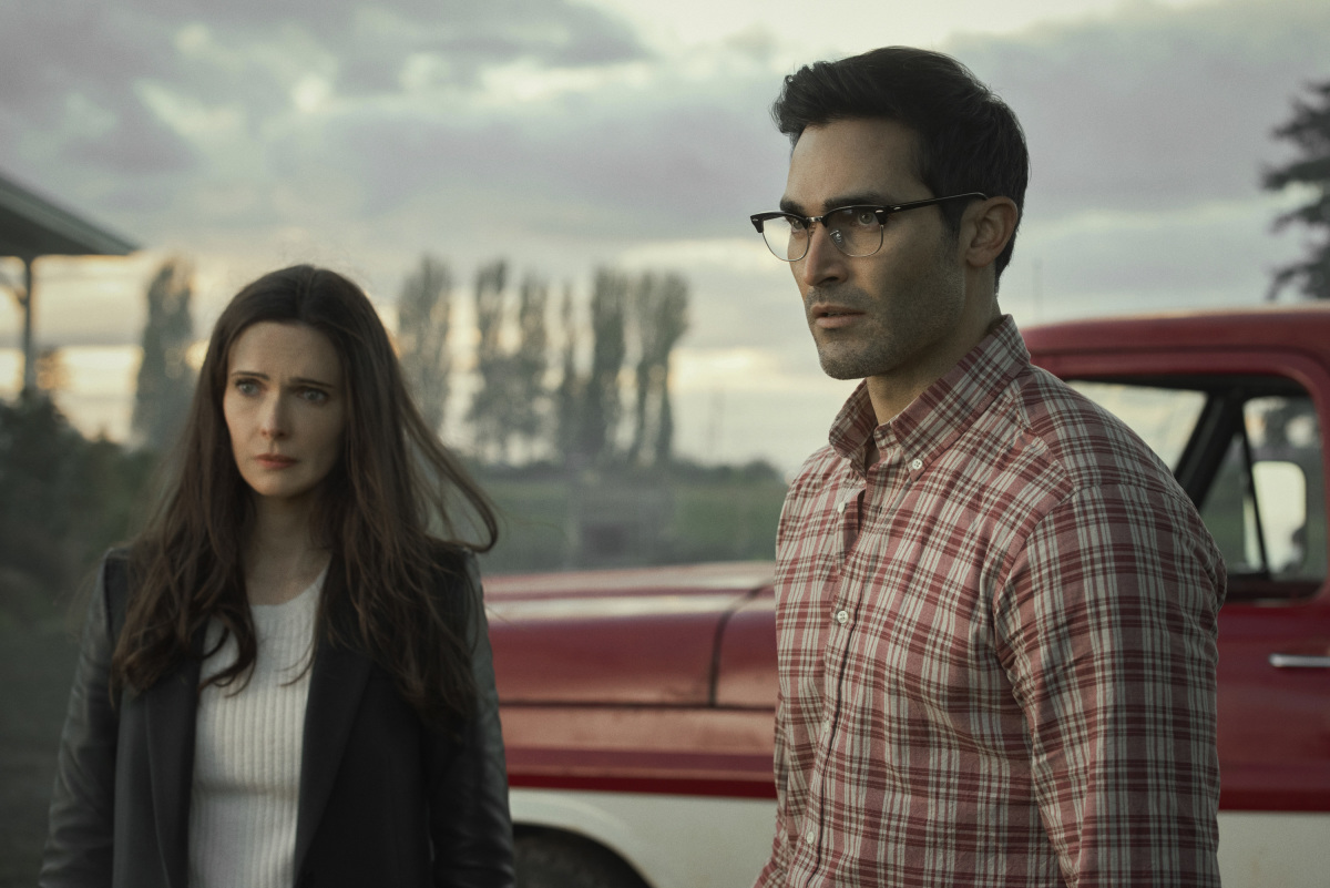 It's a culture shock for Lois Lane … and for the actors