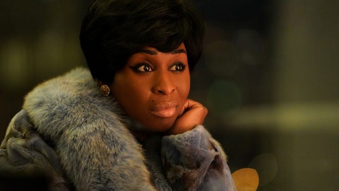 """Week's top-10 for March 22: Aretha soars, """"Superstore"""" ends"""