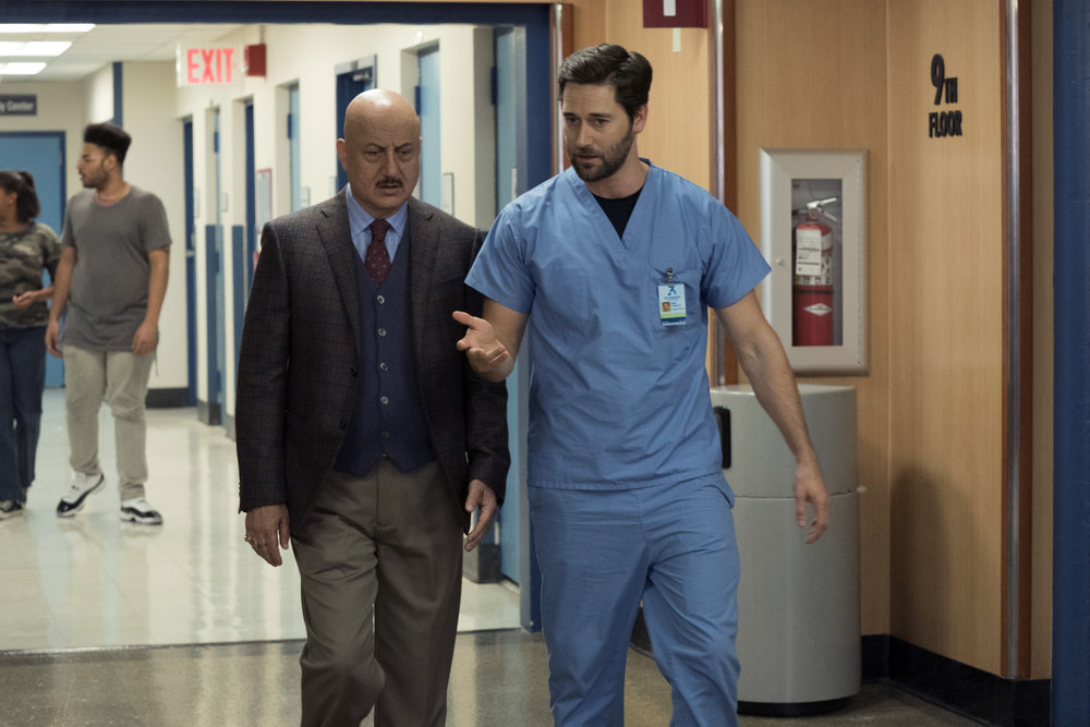 Best-bets for March 9: Hospital dramas rule the night
