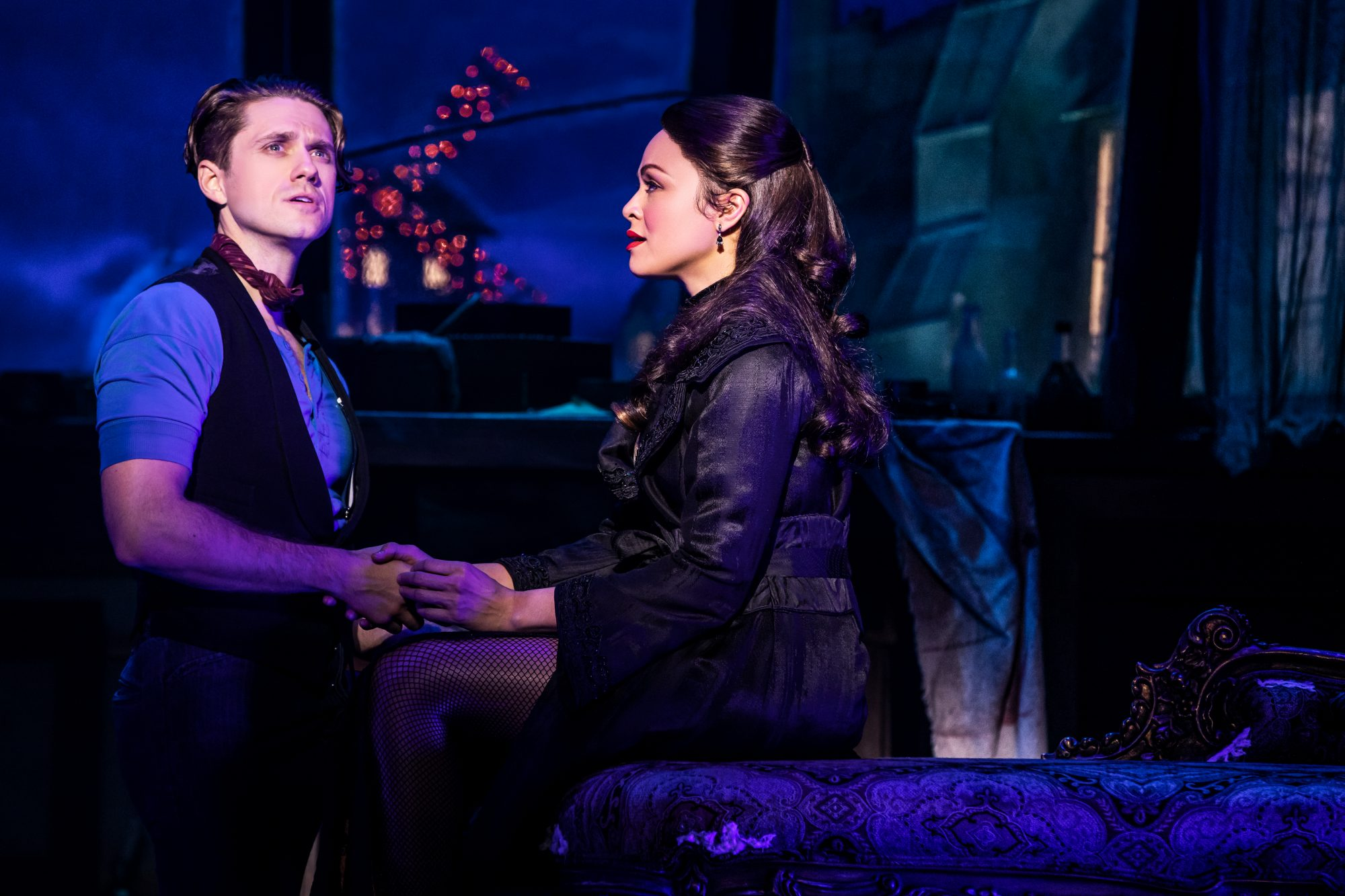 Best-bets for Sept. 26: Broadway's back, with Tonys and more